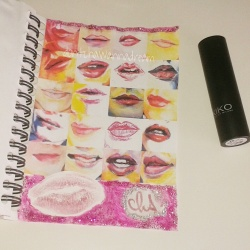 Go discover My Lip Addiction, Cat Forsley's incredible beauty blog